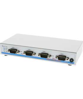 4 port RS-232/422/485 Auto Setup Adapter