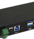 USBG-4U3ML 4 Port USB 3.0 Idustrial Hub
