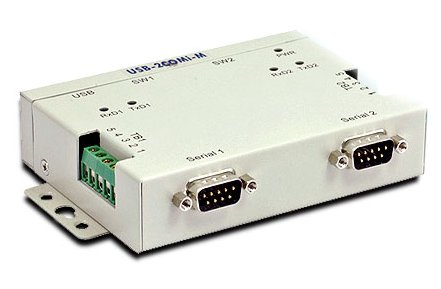 USB to RS485 Dual Port Serial Adapter
