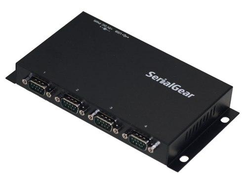 4 Serial RS-232 DB-9 Ports image