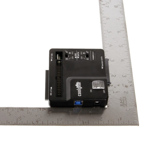 USB 3.0 SATA / IDE Adapter with Write-Protection