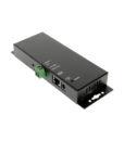 Ethernet RJ-45 port for TCP/IP