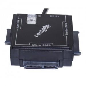 USB 2.0 to SATA universal converter