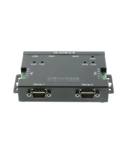 USB-2COMi-SI-M 2 Port Optical Isolated RS422 / 485 Serial Adapter