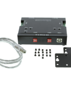 USB-2COMi-SI-M 2 Port Serial Adapter Package