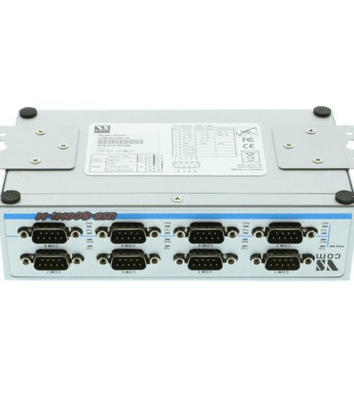 USB-8COMi-M Serial Adapter DIN-Rail Bracket