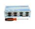 USB-8COMi-M 8 Port Serial Adapter Size Comparison image