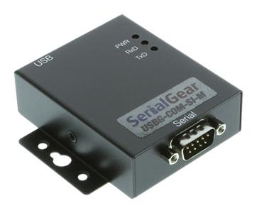 USB-COM-SI-M USB to RS232 Adapter DB9 Port