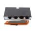 USB2-4COM-M Serial Adapter Size Comparison