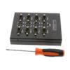 USB2-8COM-M 8-Port Serial Adapter Size Comparison
