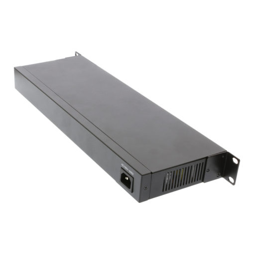 USB-16COM-RM Rack Mounting Brackets - Back View