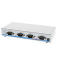 4 port RS-232/422/485 Auto Setup Adapter