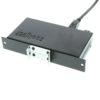 USBG-4U3ML DIN-Rail Kit installation