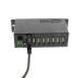 USBG-7DU2i 7 Port Hub Cable Connection