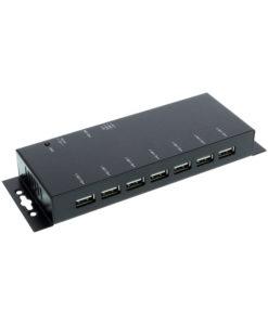 USBG-7U2ML 7-Port USB 2.0 Metal Hub