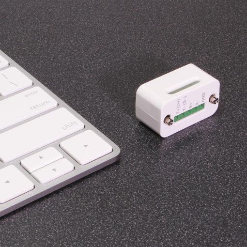 RS232 DB9 to Terminal Block 5 Pin Passive Micro Adapter