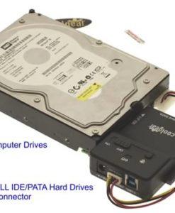 USB 30 To SATA Or PATA Hard Drive Adapter