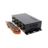 Industrial 8-Port DB-9 RS232 to USB Adapter Size