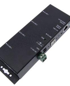 NET-USB-4A port layout image