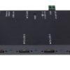 Industrial USB 2.0 Over IP Network 4-Port Hub top view