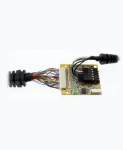 4-port FTDI USB to RS232 Adapter Circuit