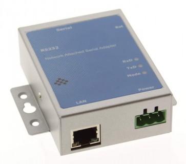 RS-232 Ethernet port of device server