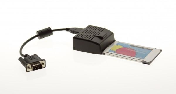 Single Port RS-422/485 PCMCIA PC Card