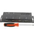 USBG-4SU2MLA 4-Port USB 2.0 Hub Size Comparison