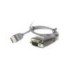 USBG-RS232-P12 USB to RS232 Converter DB9 Male plug