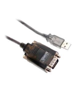 72 Inch USB DB-9 Serial Hi-Speed Adapter – Prolific Chipset