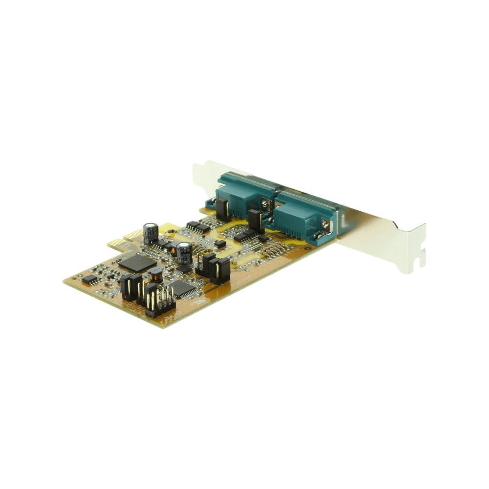 2 Port PCI Express RS422/485