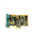 2 Port PCI Express RS422/485 w/ Optical Isolation & Surge Suppression