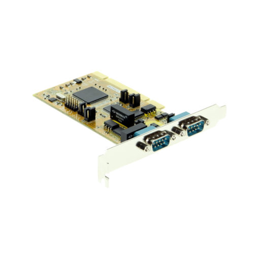 2 Port PCI 422/485 w/ Isolation & Surge Suppression RS-422 PCI Card