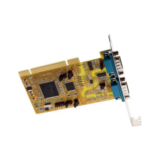 2 Port PCI RS422/485