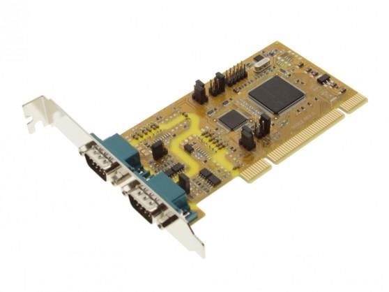 SG-PCI2S422485 2 port PCI card