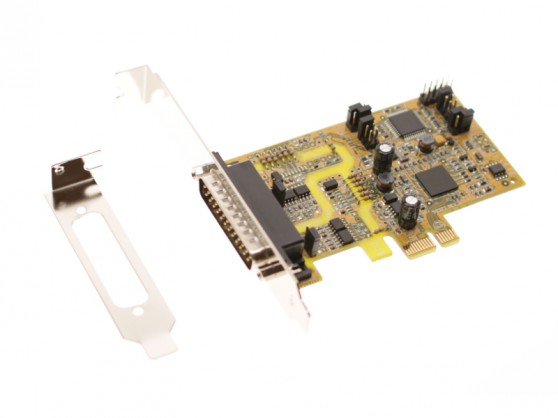 2 Port PCI Express RS422/485