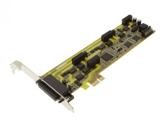 4 Port PCI Express RS422 /485 card