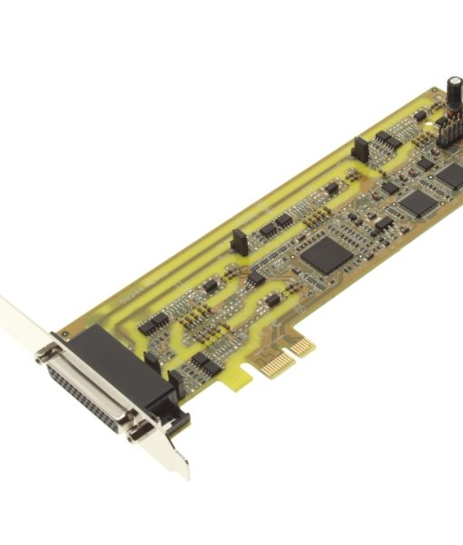 PCI Express Card 4 Port Serial Adapter - SG-PCIE4S422485OCT