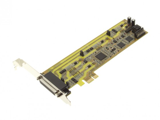 4 Port PCI Express RS422 /485 - SG-PCIE4S422485OCT