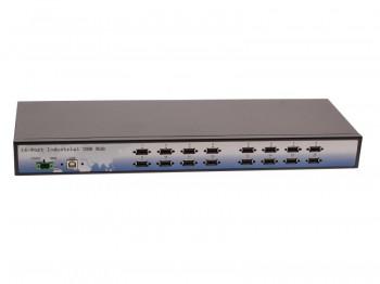 CG-1600i-RM - 16-Port USB 2.0 Industrial Hub image
