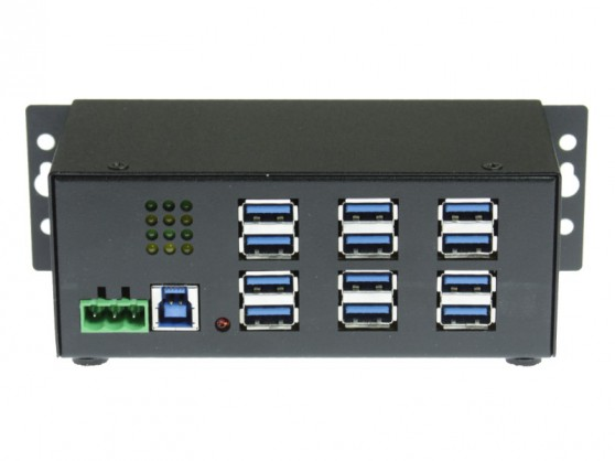 12-Port USB 3.0 Powered Hub image