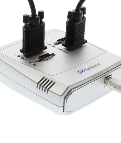 USB-4COM RS232 4-Port Serial Adapter Serial Cables