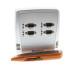 USB-4COM RS232 4 Port Serial Adapter Size Comp