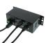 USBG-12U3ML USB3 12-Port Hub Cable Connections