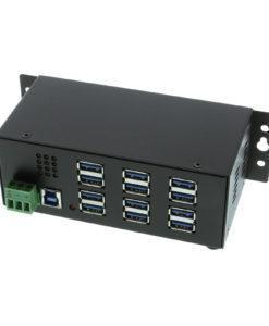 USBG-12U3ML USB3 12-Port Mountble Hub