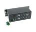 USBG-12U3ML 12 Port USB3 Hub Terminal Adapter