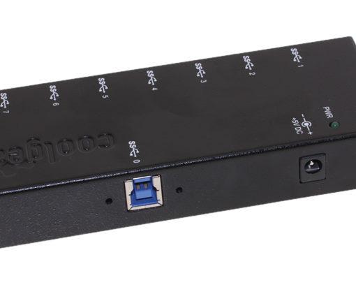 USB 3.0 7 Port Hub power input