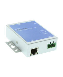 Industrial 1 Port RS-232 DB9 Serial over Network Device Server Industrial DB-9 Serial