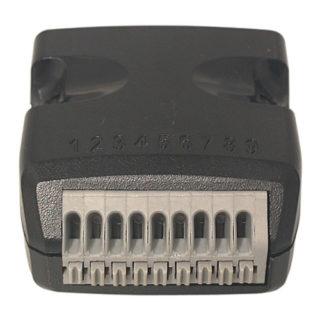 Spring Clamp design Serial RS-422/485 Terminal Block