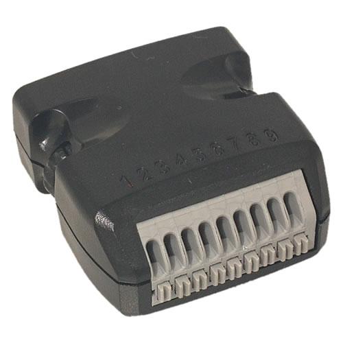 Rs422 Rs485 Db9 Db25 Serial Port Pinouts And Loopback Wiring